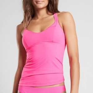 Athleta South Swell Tankini